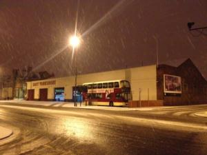 Anlaby Road in the snow Ashley Russell