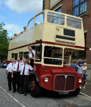 Big Bus Day open top