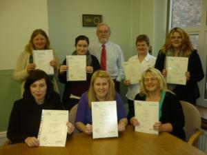 BusCall NVQ awards