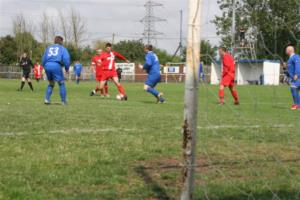 Match action shot