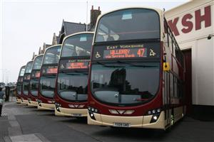 New Willerby buses