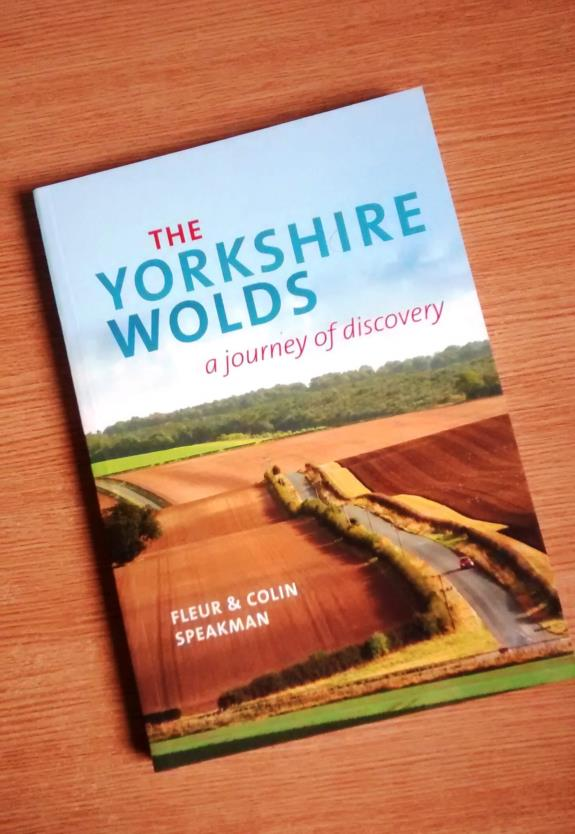 Yorkshire Wolds book